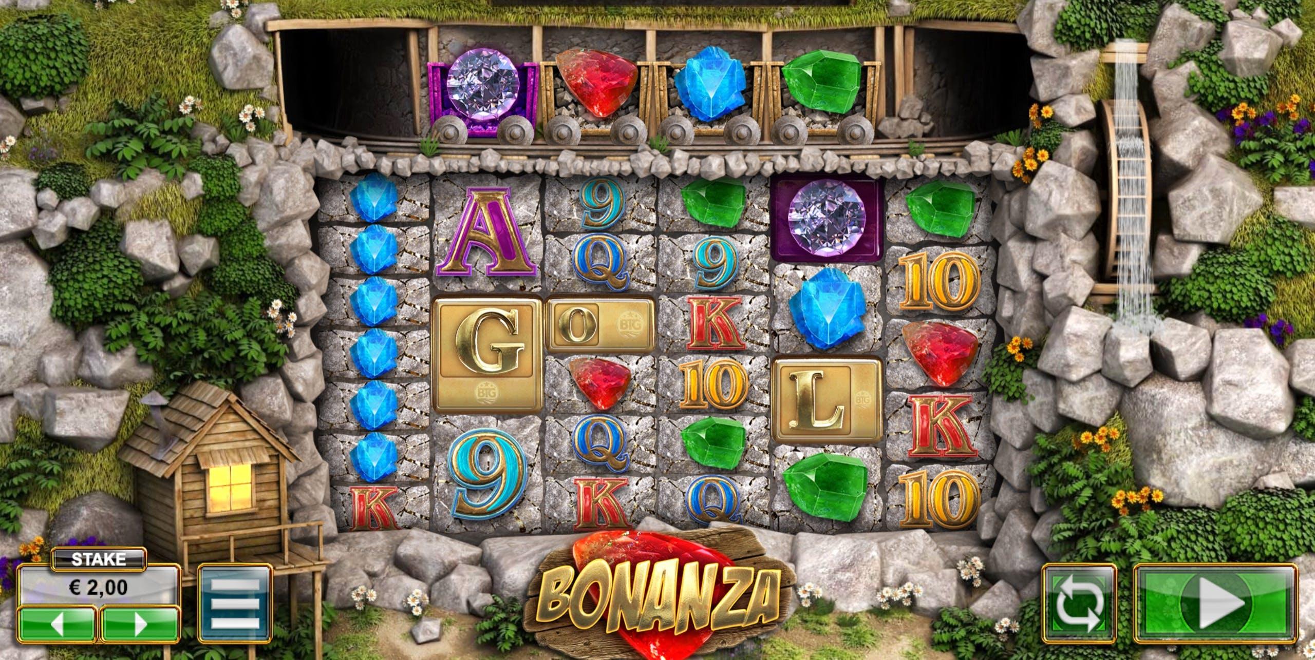 BTG Bonanza online slot