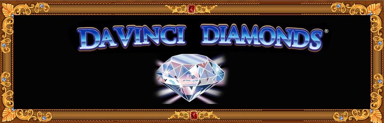 Da Vinci Diamonds Online Slot Machine